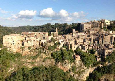 Sorano-Tuscany