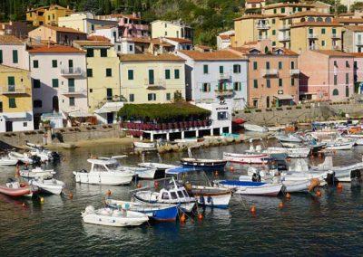 Tuscany-Giglio-Isle
