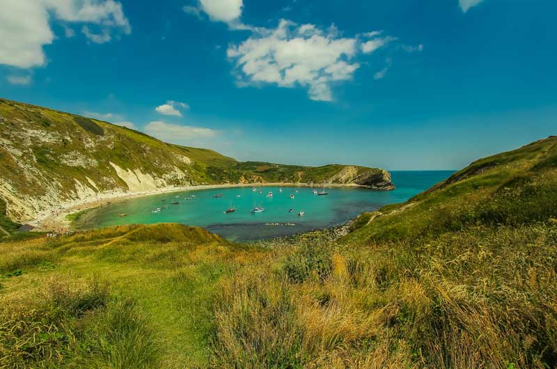 Dorset and Jurassic Coast