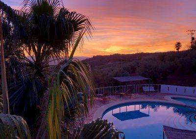El Canuello in Andalucia, base for Adventureline walking tour